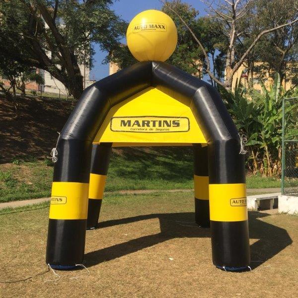 Balões infláveis promocionais
