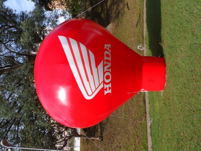 Fábrica de balão inflável