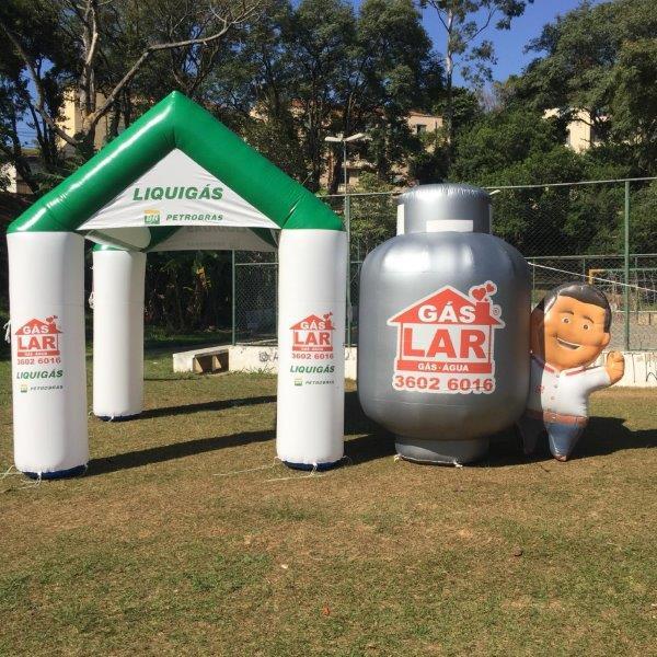 Fábrica de infláveis promocionais
