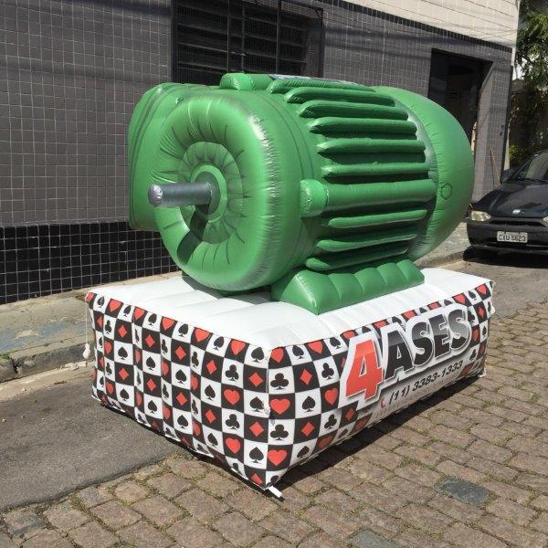 Fábrica de infláveis em sp