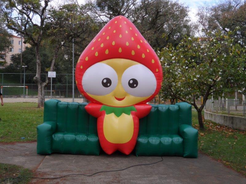 Fábrica de balões infláveis sp