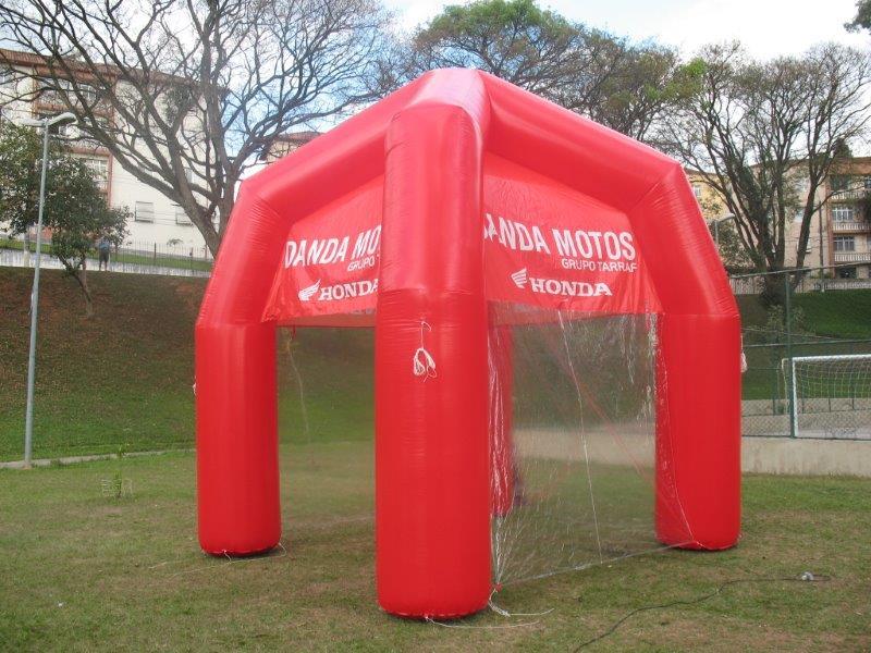 Fábrica de tenda inflável