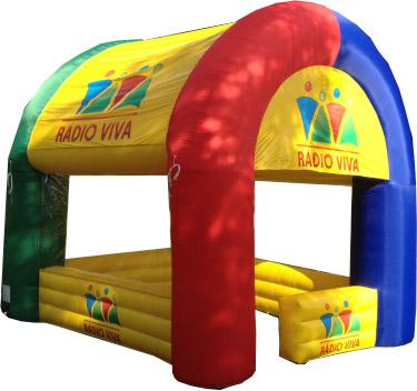 Tendas infláveis