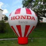Preço de balão roof top