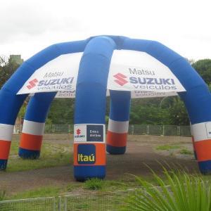Balão inflável gigante