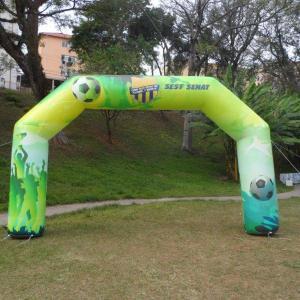 Portal balão inflável