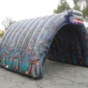 Túnel inflável