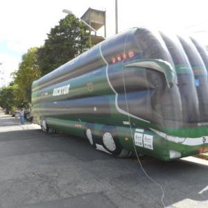 Inflável gigante